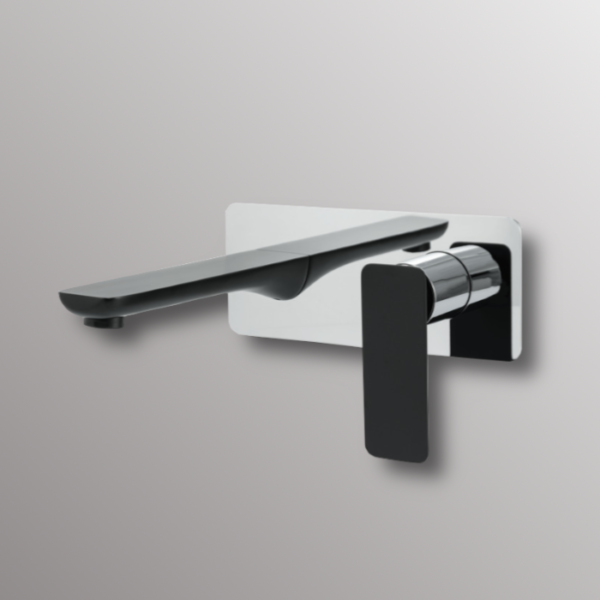wall faucet for bathroom