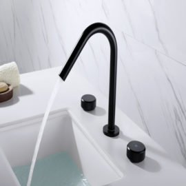 contemporary faucet for bathroom