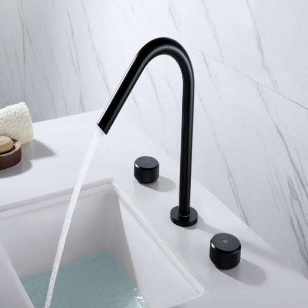 contemporary faucet for bathroom