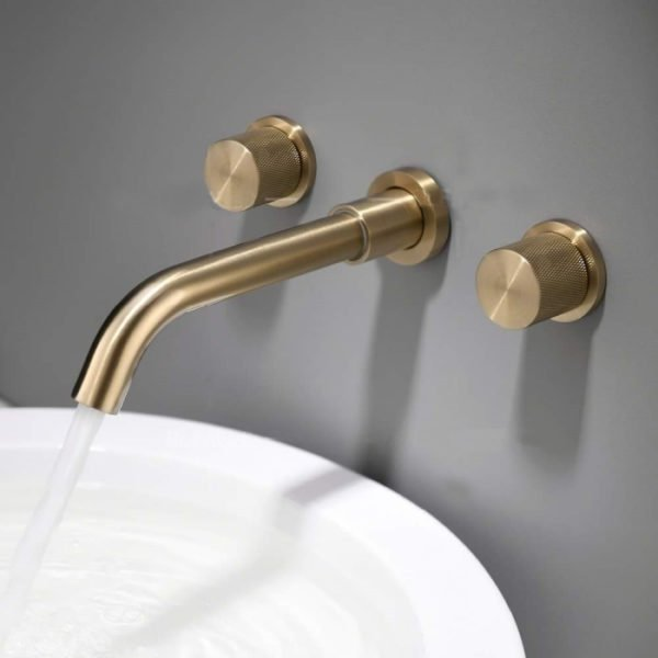 wall mount faucet for bathroom