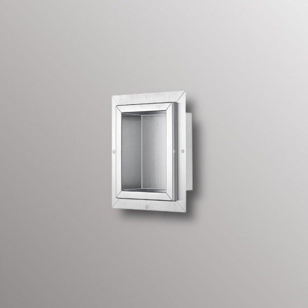 shower niche box