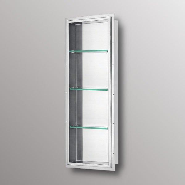 stainless steel niche