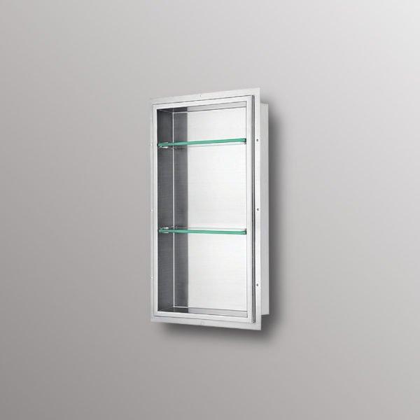 bathroom niche